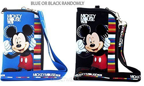 Disney Cars Lanyards (Disney Mickey Mouse Pouch and Lanyard (Random)