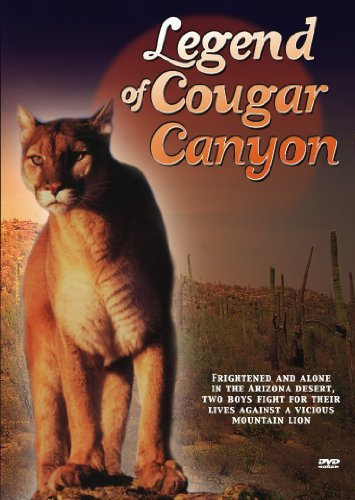 Cougars Legend - Legend of Cougar Canyon a/k/a Secret of Navajo Cave