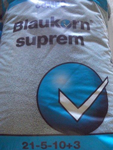 Compo Blaukorn® suprem 20+5+10 (+3+6) NPK Dünger mit Magnesium Schwefel Volldünger Gartendünger