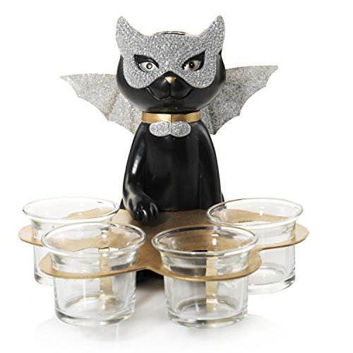 Yankee Candle Tealight Holder with Multi-Spooktacular Sophia from Yankee Candle