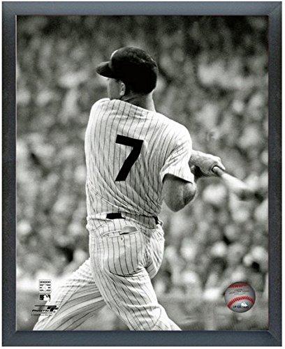 (Mickey Mantle New York Yankees 1961 MLB Photo (Size: 12