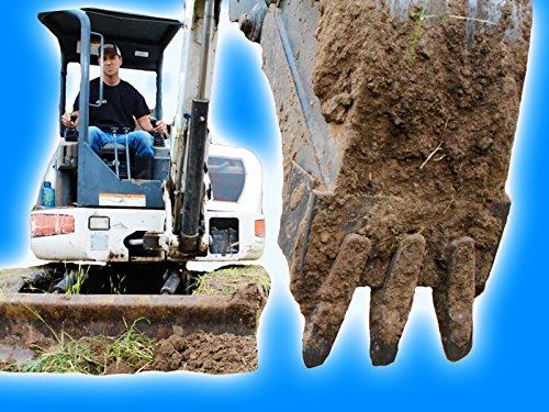 Excavator Machine For Kids