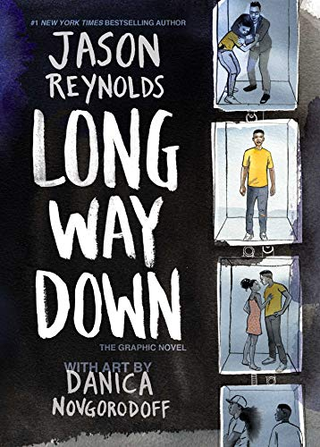Book Cover: Long Way Down: The Graphic Novel
