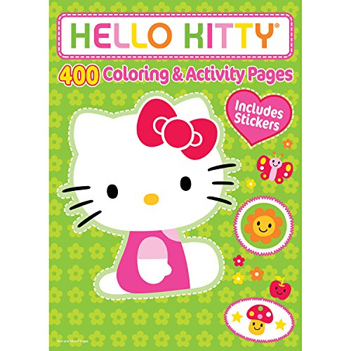 Bendon Hello Kitty Coloring Stickers