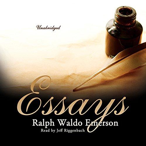 ralph waldo emerson audio cd - 5