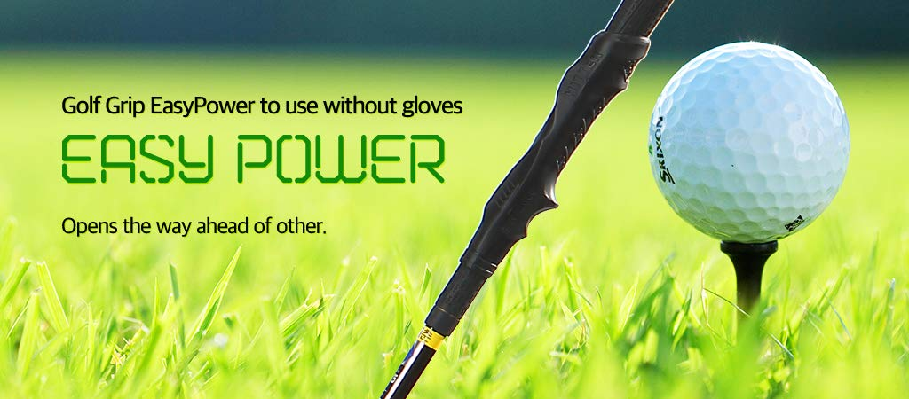 Amazon.com: Easy Power Golf Grip Swing Trainer: Sports ...