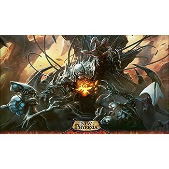 Amazon.com: Khaleesi pintura Playmat + última intervensión ...