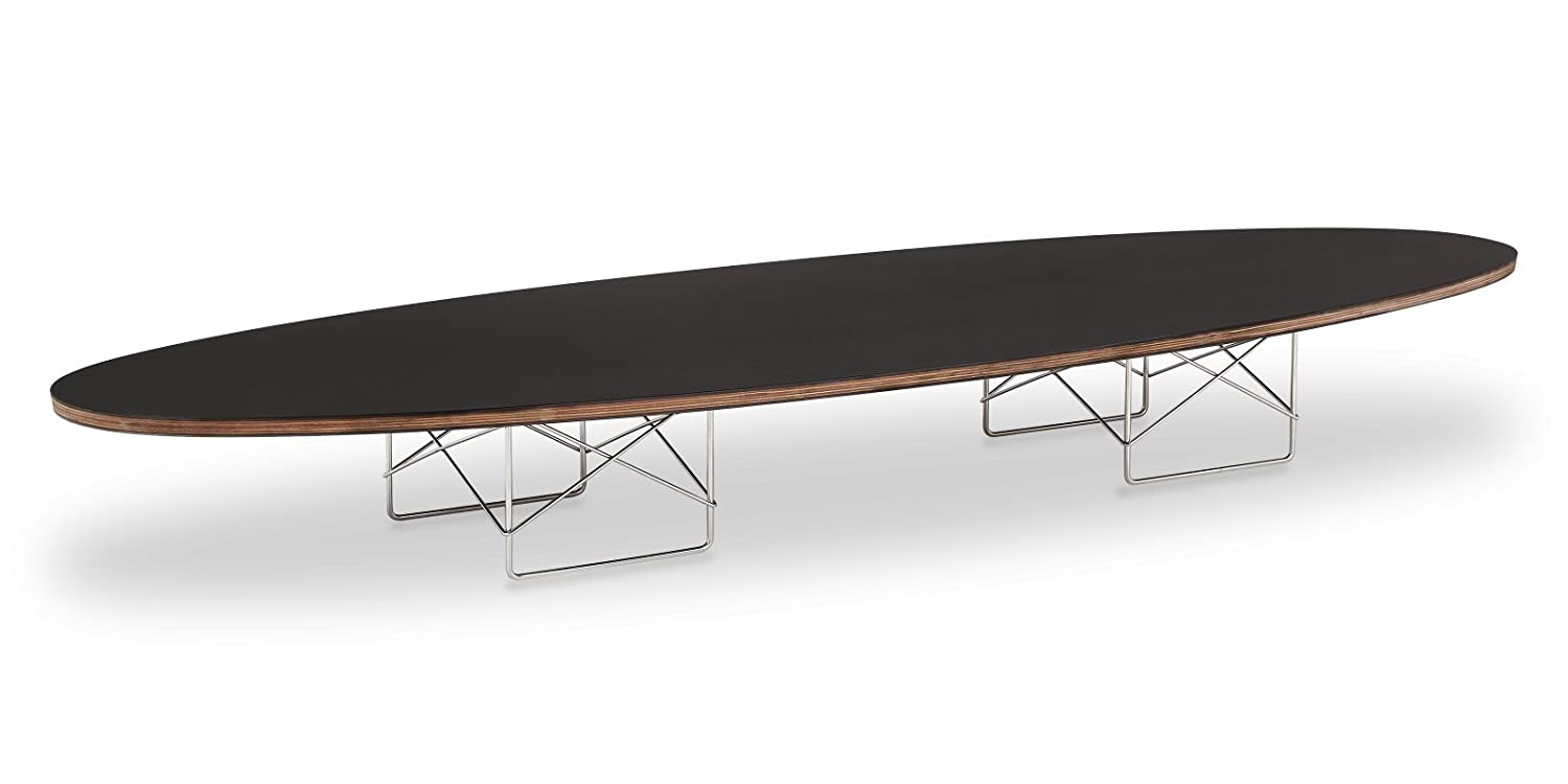 Eames Surfboard Coffee Table.Privatefloor Surfboard Coffee Table Etr Elliptical Table Inspired