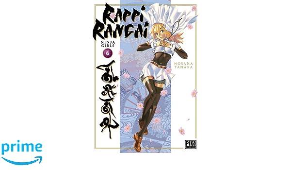 Rappi Rangai T06: Ninja Girls (Pika Shônen): Amazon.es ...