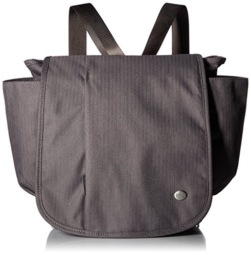 Haiku to Go Convertible Messenger Bag, Shale by Haiku
