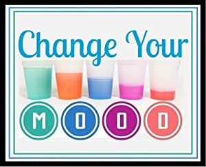 Mood Cups Asst'd Colors 16 oz (5 Colors/2 ea)