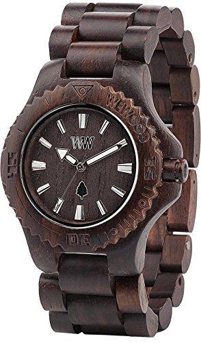 WeWood Date Chocolate Armbanduhr