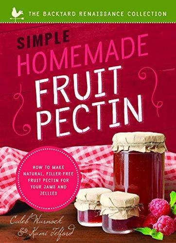 Simple Homemade Fruit Pectin (Backyard Renaissance)