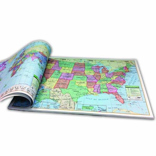 US/World Study Pad Map (Kappa Map)