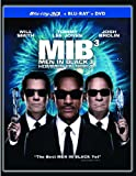 Men in Black 3 - Hommes En Noir 3 [Blu-ray 3D + Blu-ray + DVD] (Bilingual)