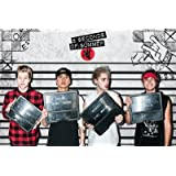 GB eye 5 Seconds of Summer Good Girls Landscape Maxi Poster, Multi-Colour
