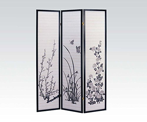 acme-02286-ichiko-3-panel-wooden-screen-black-finish