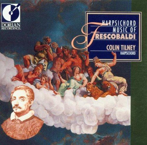 Harpsichord Music of Frescobalidi by Dorian Recordings