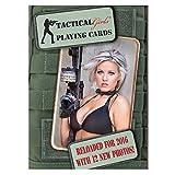 Tactical Girls 2016 Calendar Playing Cards