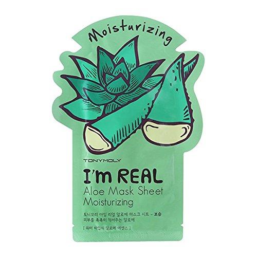 TONYMOLY I'm Real Seaweeds Skin Purifying Mask Sheet