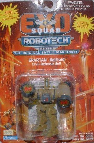 Amazon.com: EXO Squad Robotech Series Spartan battloid ...