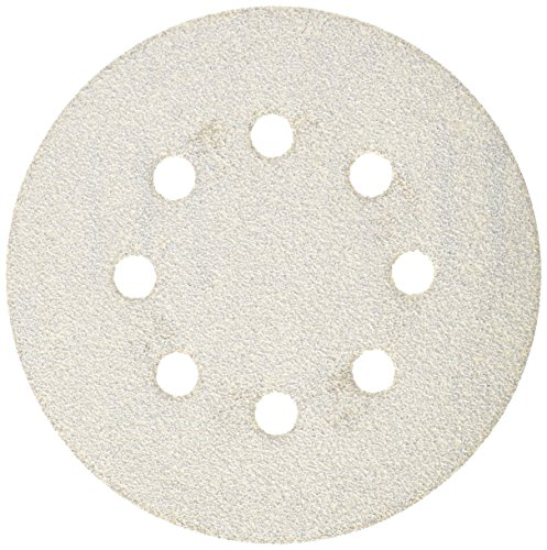 Makita 794519-6-50 5-Inch 80-Drit Hook and Loop Abrasive Disc, 50 per package (Makita Hooks)