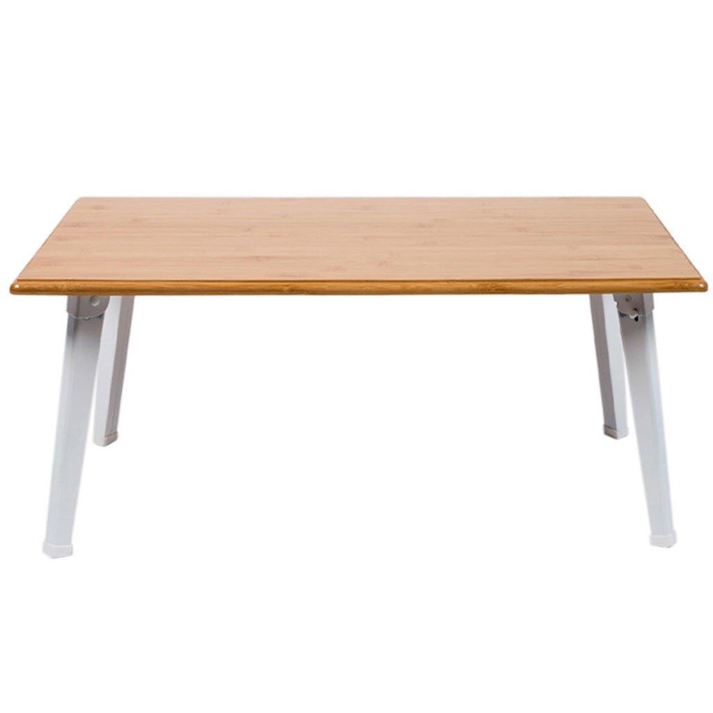 KKY-ENTER 折りたたみ式テーブル学生用ドミトリーベッドコンピュータデスク多機能折りたたみ式高さ調節可能な傾斜角度折り畳み式テーブル (サイズ さいず : 52*30cm) B07DKGCF5V 52*30cm 52*30cm