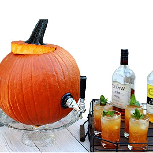 Halloween Drink Dispenser Pumpkin Keg - High Durability