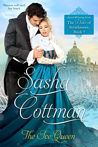 The Ice Queen by Sasha Cottman