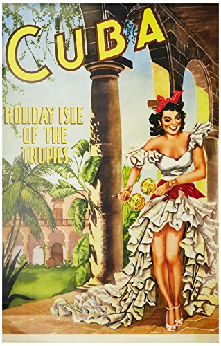 iSi Cuba Poster 24 x 36in]()