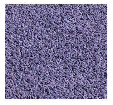 Pretty Plum Purple - 8' SQUARE Custom Carpet Area Rug by Children's Choice