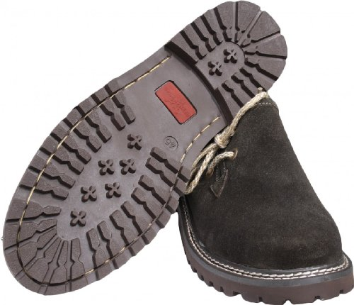 Haferlschuhe Trachtenschuhe Trachten leder Schuhe wildleder juteschnüre Braun