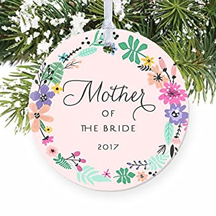 Amazon Com Christmas Decorations For Trees Pink Mother Of