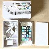 アップル iPhone4S 16GB ホワイト 【海外版 SIMフリー】