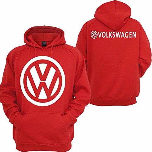 Audi Golf (Custom Teez VW Volkswagen Hoodie Golf GTI Jetta Toyota Dope Audi Acura JDM Turbo Sweatshirt)