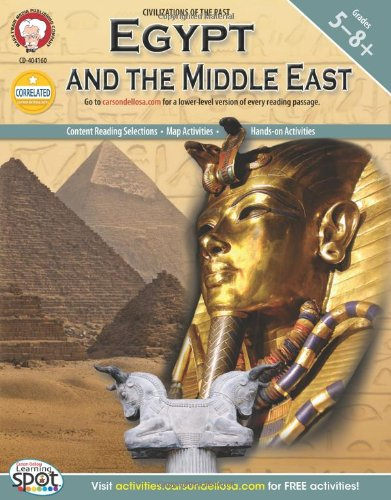 Egypt and the Middle East, Grades 5 - 8 (World History) pdf epub