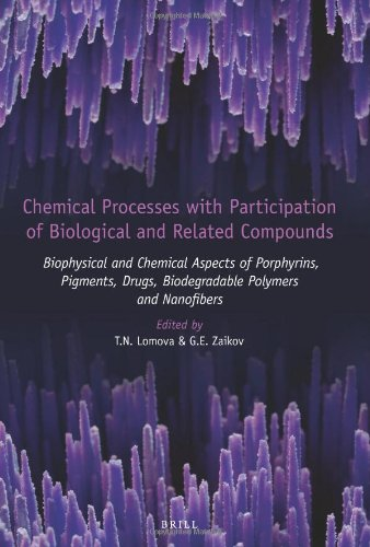 Chemical Processes with Participation of Biological and Related Compounds: Biophysical and Chemical Aspects of Porphyrin