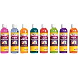Colorations Tropical Colors Liquid Watercolor Paint, 8 oz. - Set of 8 (Item # PLWS)