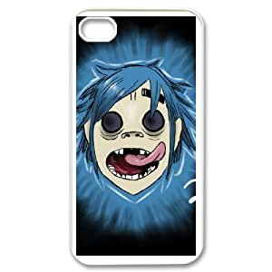 Generic Case Gorillaz Band For iPhone 4,4S Z7AS118755