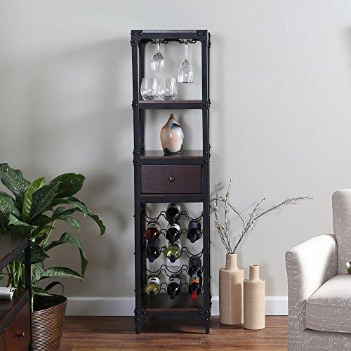 belham-living-trenton-wooden-and-metal-wine-tower-wine-glass-rack-espresso