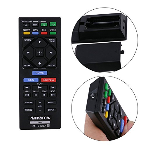Angrox RMT-B126A Replacement Universal Remote Control for So
