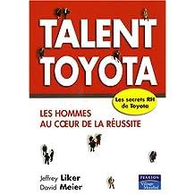 Talent toyota