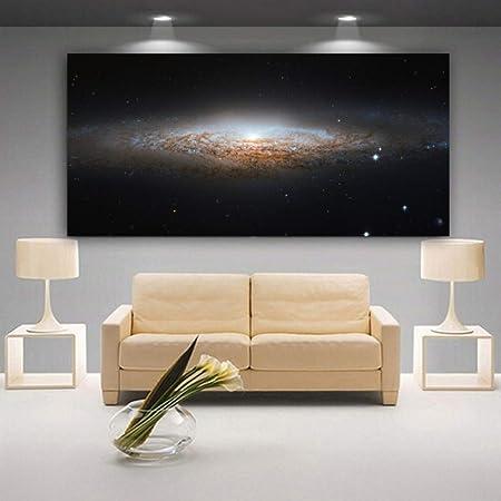 NIMCG Moda Estilo Lienzo Pintura Sala de Estar Pared Arte ...