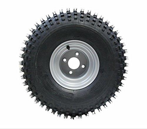 Quad-Anh/änger -Wanda R/äder ATV-Anh/änger-Kit 310kg 22x11-8 keine Kupplung SteelPress Produktions-Hub // Stub