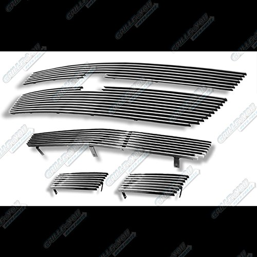 06 Chevy Silverado 1500 SS Billet Grille Grill Combo # C67835A