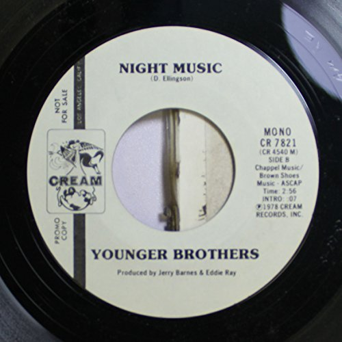 younger brothers 45 RPM night music / night music