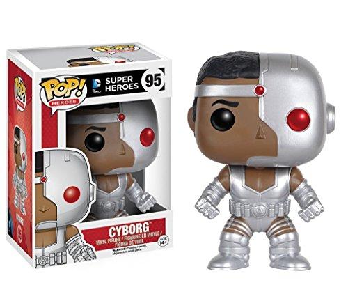 Justice League Cyborg Vinyl Figure product image