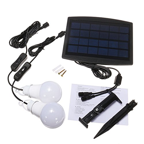 solar powered grow lights - 9
