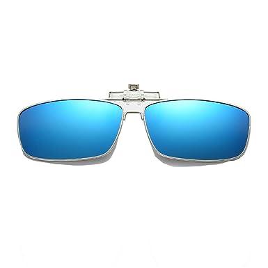 YUNCAT Gafas de sol polarizadas de clip, UV400, Unisex ...