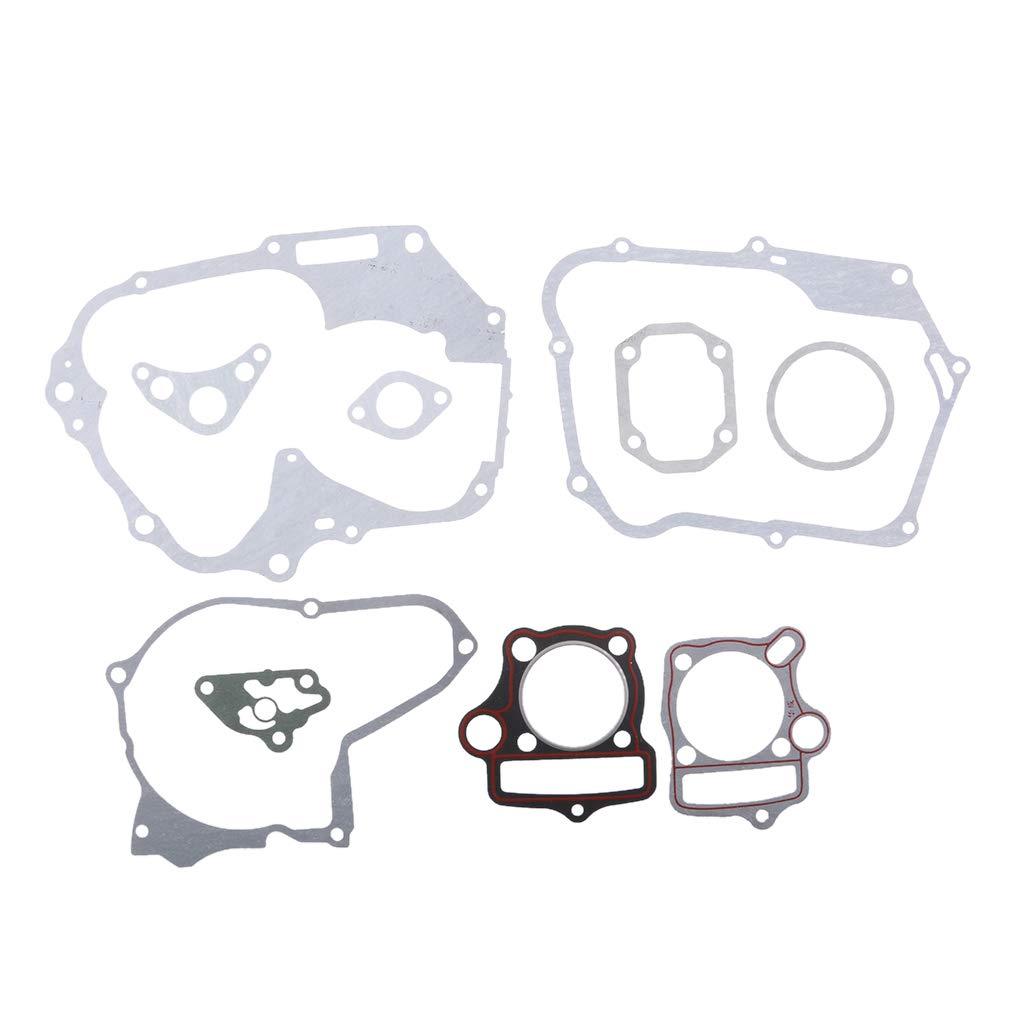 KESOTO Kit De Garniture De Moteur pour Motocycle 125 Trous 4 Temps Horizontal Chinois 125CC